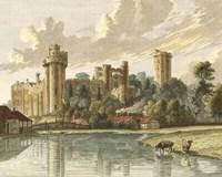 Warwick Castle Fine-Art Print