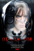 Terminator: The Sarah Connor Chronicles - style U Wall Poster