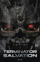 Terminator: Salvation - style B Wall Poster