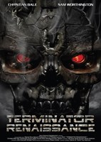 Terminator: Salvation - French - style A Wall Poster