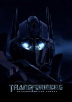 Transformers 2: Revenge of the Fallen - style B Fine-Art Print