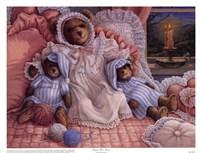 Sleepy-Time Bears Fine-Art Print