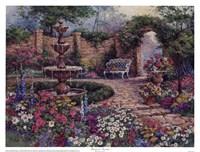 Tranquil Garden Fine-Art Print