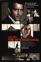 The International, c.2009 - style B Wall Poster