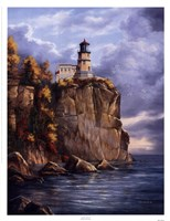 Split Rock Fine-Art Print