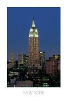 Empire State Building, N.Y. Fine-Art Print