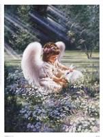 An Angel's Care Fine-Art Print