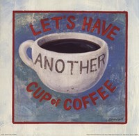 Another Cup of Coffee Fine-Art Print