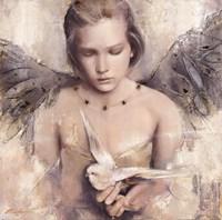 Reverie d'angel Fine-Art Print