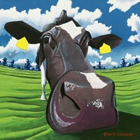 Cow I - THE SNIFFER Fine-Art Print