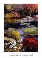 Garden Pond Fine-Art Print