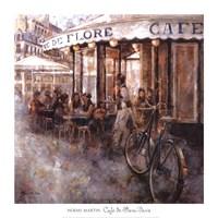 Cafe de Flore, Paris Fine-Art Print