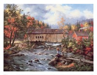 Tunbridge, Vermont Fine-Art Print