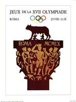 Rome, 1970 (Olympic Games) Fine-Art Print