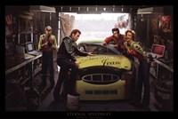 Eternal Speedway Wall Poster