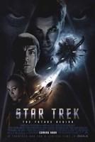 Star Trek XI - style AC Fine-Art Print