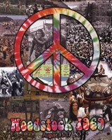 Woodstock Collage Fine-Art Print