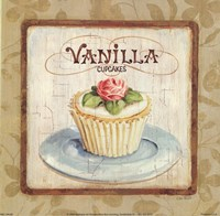 Sweet Cupcakes I Fine-Art Print