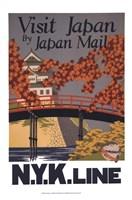 Visit Japan Fine-Art Print