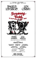 Sweeney Todd (Broadway) Fine-Art Print