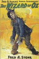 The Wizard of Oz (Broadway) Fine-Art Print
