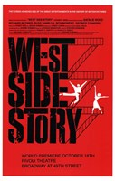 West Side Story Red Fine-Art Print