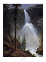 Nevada Falls Fine-Art Print