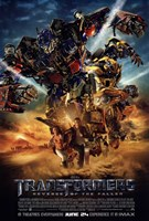 Transformers 2: Revenge of the Fallen - style O Fine-Art Print