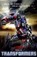 Transformers - style P Fine-Art Print