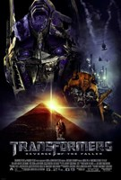 Transformers 2: Revenge of the Fallen - style L Fine-Art Print