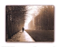 Park at Versailles Fine-Art Print