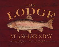 The Lodge Fine-Art Print