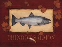 Chinook Bass Fine-Art Print