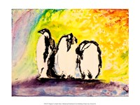 Penguins Fine-Art Print