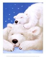 Fluffy Bears II Fine-Art Print