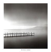 Foggy Morning, Shikotsu Lake, Hokkaido, Japan, 2004 Fine-Art Print