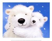Fluffy Bears IV Fine-Art Print