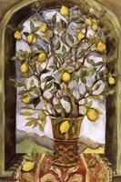 Lemon Branch Bouquet Fine-Art Print