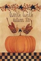 Twinkle, Twinkle Autumn Star Fine-Art Print