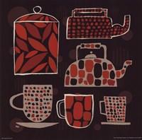 Spotted Kitchen II Fine-Art Print