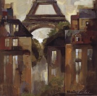 Paris Late Summer I Fine-Art Print