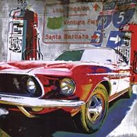 Ventura Freeway Fine-Art Print