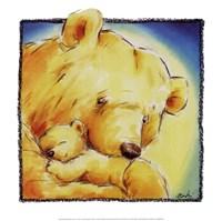 Mother Bear's Love IV Fine-Art Print