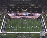 Cowboys Stadium Overhead View ( 2009) Fine-Art Print