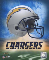 2009 San Diego Chargers logo Fine-Art Print