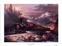 Canyon Railway Fine-Art Print