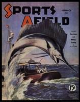 Sports Afield - January, 1941 Fine-Art Print