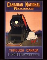 Canadian National Railways Fine-Art Print