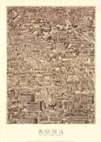 Antique Urbis Imago I, (The Vatican Collection) Fine-Art Print