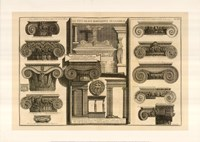 Della Magnificienza ed Architettura de Romani, (The Vatican Collection) Fine-Art Print